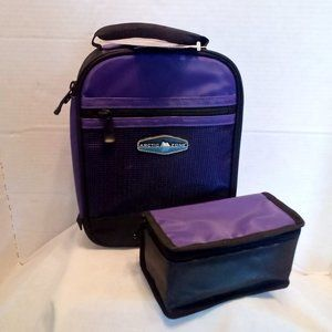NEW ARCTIC ZONE Lunch Stand Insulated Cooler Box